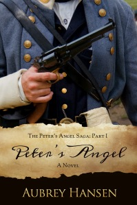 Peter's Angel cover